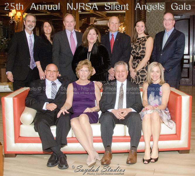 25th NJRSA Silent Angels Gala 2017
