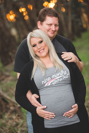 Katy & Brad (Maternity Shoot)