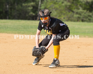 Piscataway MS (Black) v Salk 05-16-2016 - Photos by Ashley DeLair and Patrick Morgan