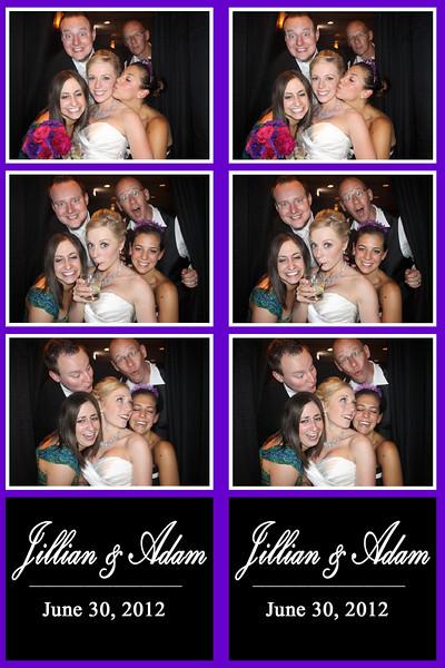 Jillian & Adam June 30, 2012