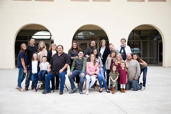 Perry Family - 2018