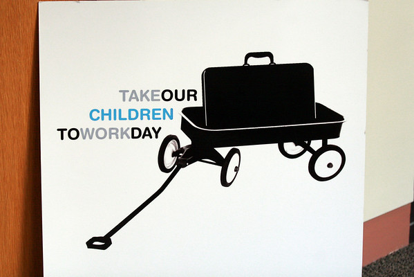 Take our Children to work 2009