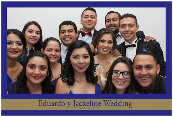 20191221 - Boda Eduardo y Jackeline