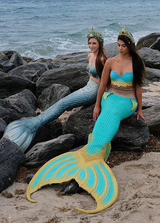 Pirate & Mermaid promo