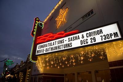 Sasha & Connor Wedding