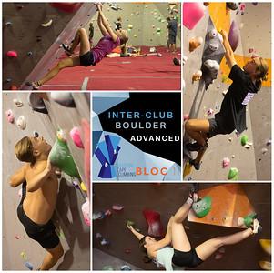 Advanced Category - 2019 Inter Club Boulder