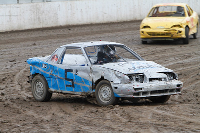 South Buxton Raceway, Merlin, ON, September 7, 2013