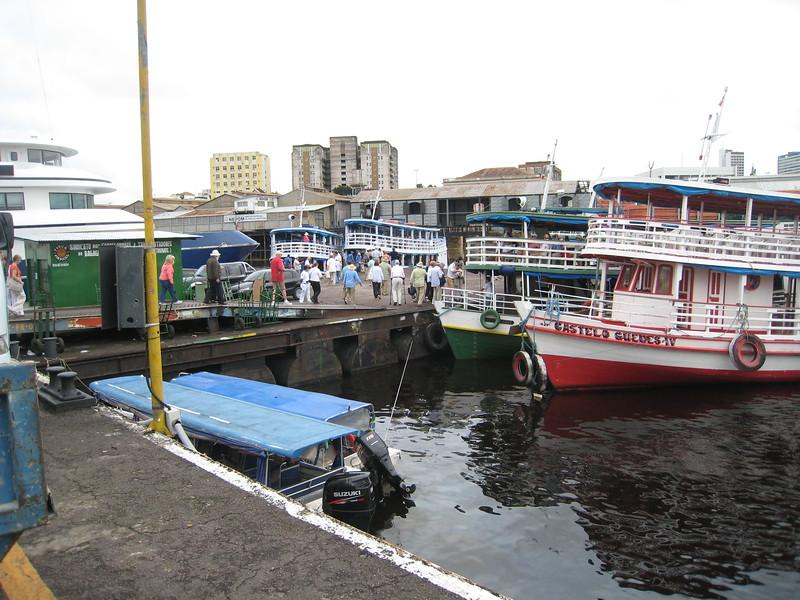 Manaus, Amazon River, Brazil