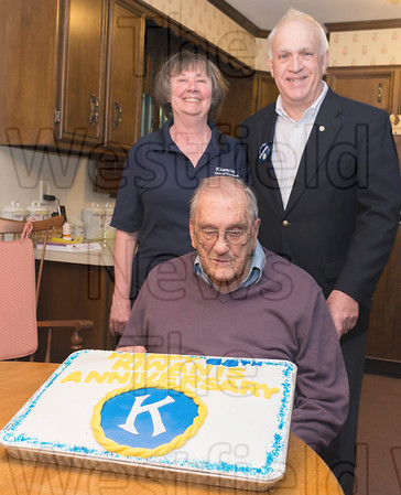Don Ouimet honored by Kiwanis 5/4/17