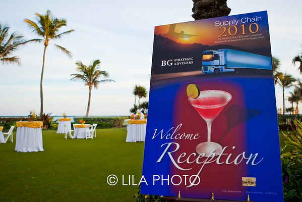 2010 - Day 1 - Welcome Reception