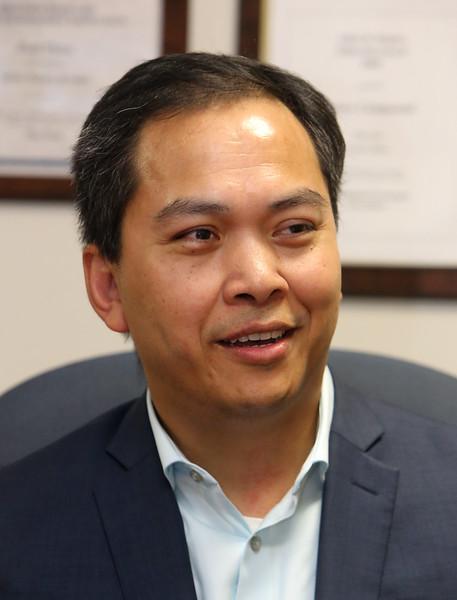 Lowell candidate Sokhary Chau 061517