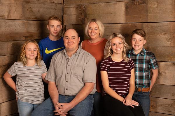 Stevie Kay White family