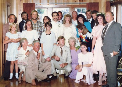 1986/09 - Michael and Melissa's Wedding