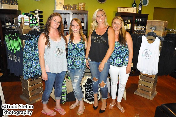 06-24-2017 Trunk Show at Match Wine Bar with Lady 12