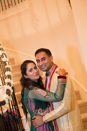 ROMITA AND ABHISHEK SANGEET