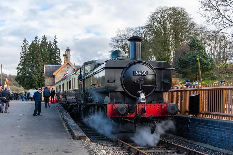 6430 Auto Train, Arley