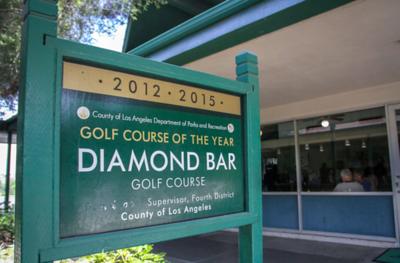 DIAMOND BAR GOLF CLUB