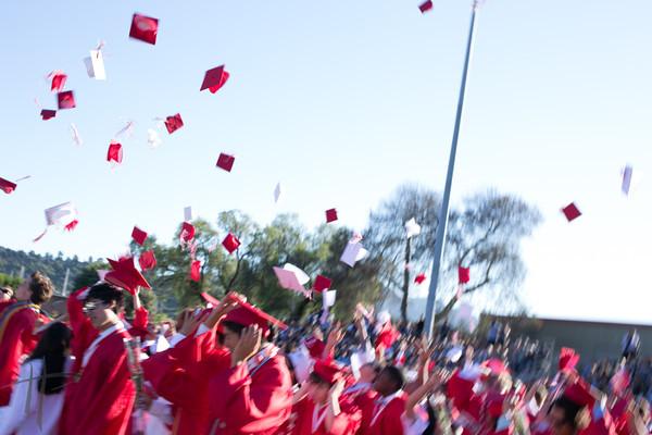 SRHS Graduation 2015