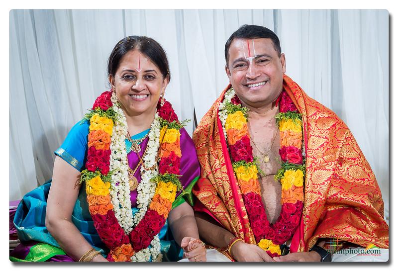 Chitra & Kumar's 60th Wedding - 2021
