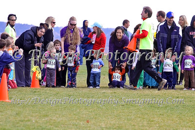 PPRR Fall Series 3, Kid's Races, 2012