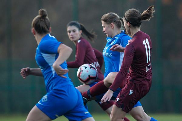 20191130 - KRC Genk Ladies - Club Brugge Vrouwen