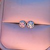 1.80ctw Old European Cut Diamond Pair GIA K VS2 / K VS2 8