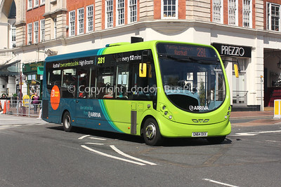 Arriva Kent and Surrey