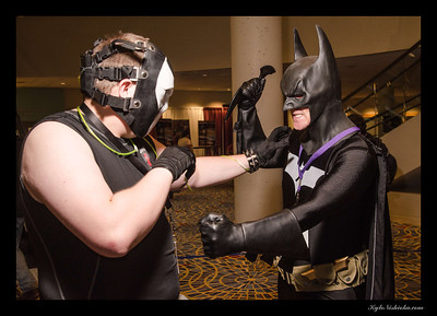 DragonCon 2012 - Thursday