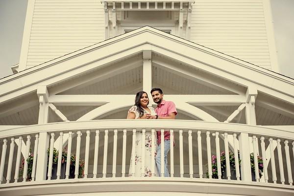 Bianca weds Jay