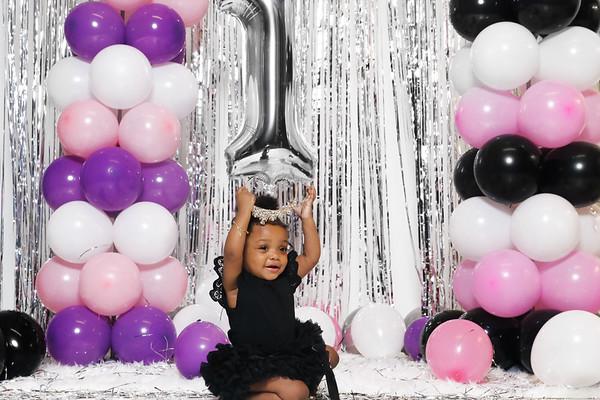 Jasiah 1st Birthday 🥳