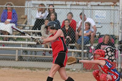 PLD Softball @ Nelson County Varsity