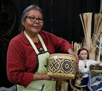 Kananesgi Basket & Carving Festival, November 3