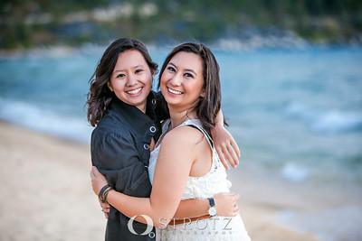 Kelsey & Michelle