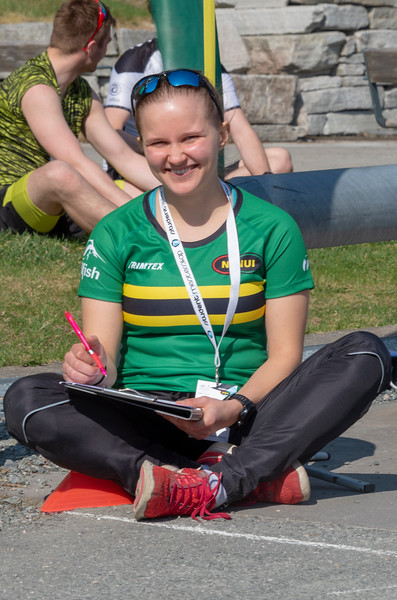 Triathlon studentmesterskap 2019