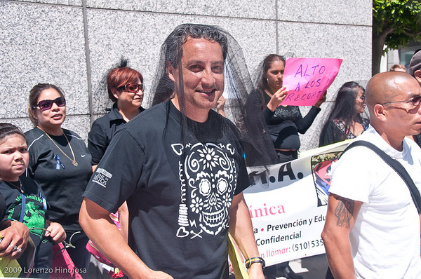 Oakland Funding Rally