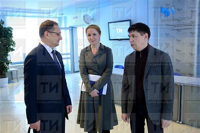 21.02.2019 Встреча с делегацией Кемеровской области (Султан Исхаков)