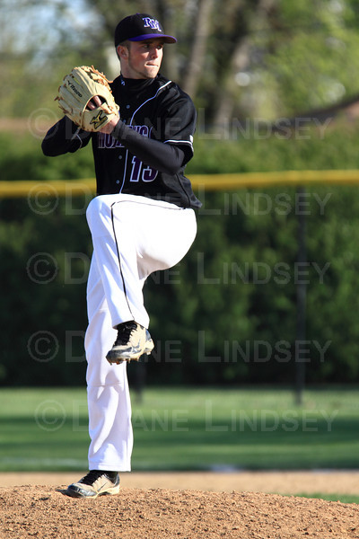 Varsity - Niles North vs Rolling Meadows - 04-04-12