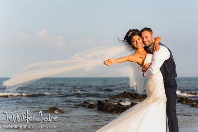 Rebecca and Mark, El Oceano, Mijas Costa