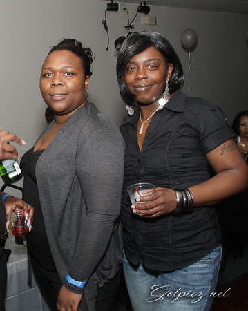Elks Freehold Tandra and Bev B- Day  Feb 11 2011