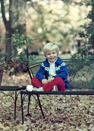 Kirk Growing up