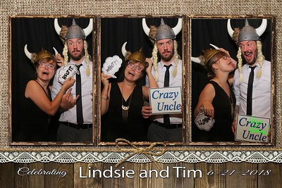 Lindsie & Tim's wedding