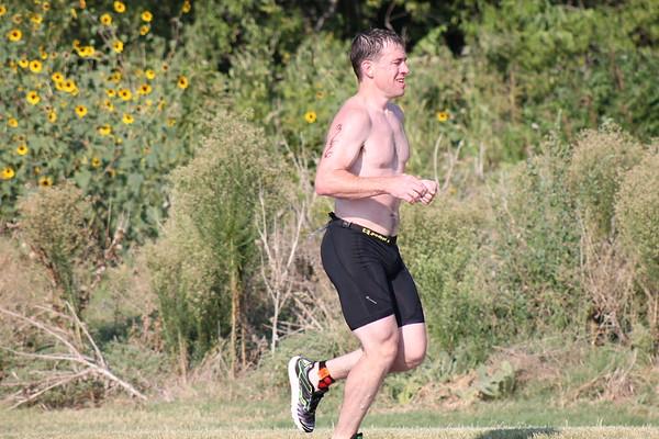 TriTulsa Olympic 2013 Run