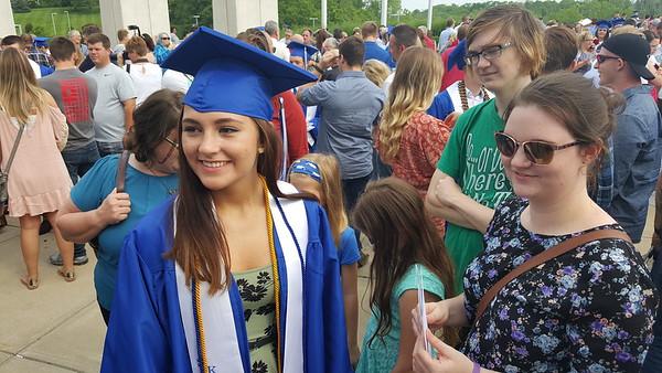 Jenna's Graduation