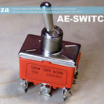 SKU: AE-SWITCH/3T, Generic 3 Position Toggle Switch (3 Pins)
