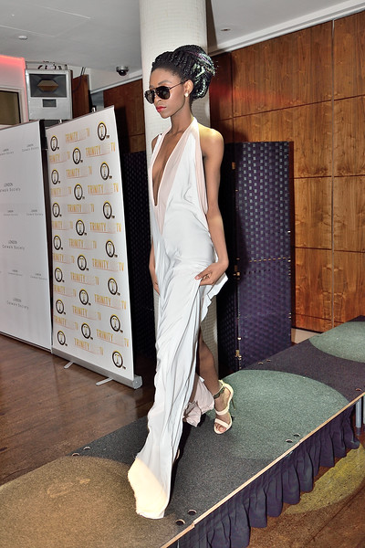 Innu London @ London Fashion Week SS 2015 - Catwalk society
