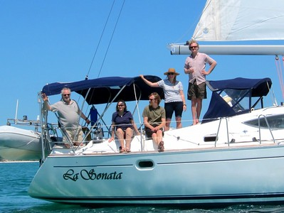 Sailing Trips in the Abacos