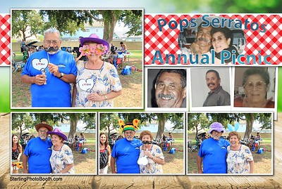 Pops Serratos Annual Picnic