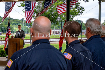 20180911 - City of Watertown - 9/11 Memorial Service