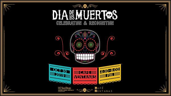Dia De Los Muertos 2019
