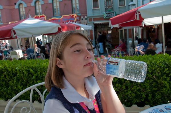 Disneyland March 13th 2009